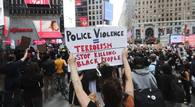 Killing of unarmed black man in U.S. condemned in Africa - CGTN