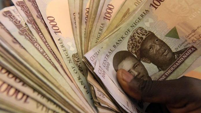 Nigerian Naira Slides On Black Market