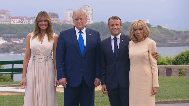 World Leaders Gather In France For 2019 G7 Summit Cgtn