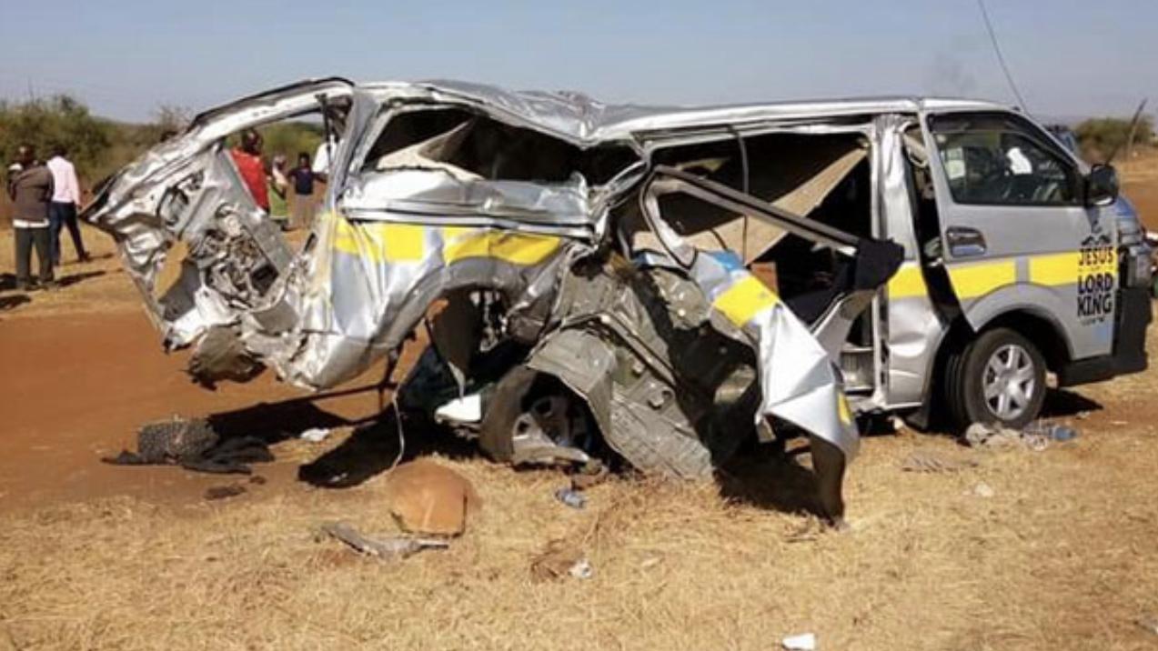 Seven Killed In Road Accident In Western Kenya CGTN
